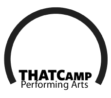 THATCamp logo Segal Performing Arts